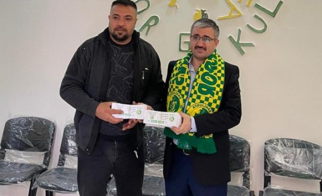 Şanlıurfaspor'da 'hatıra biletleri' elde kaldı
