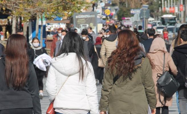 2020'de işsizlik oranı yüzde 13,2 oldu