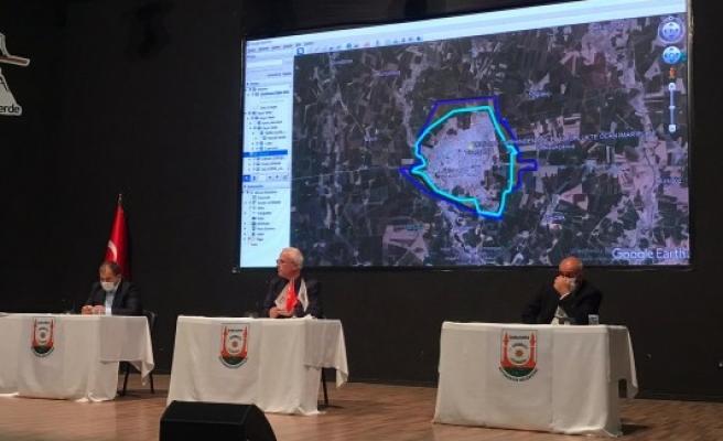 Viranşehir'in imar planına son nokta