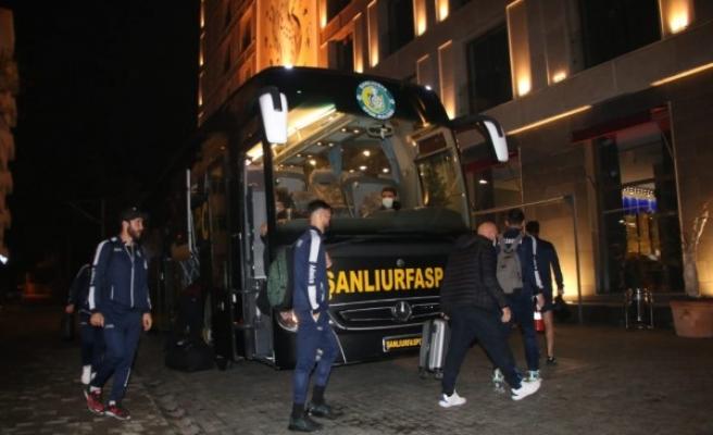 Şanlıurfaspor Trabzon'da