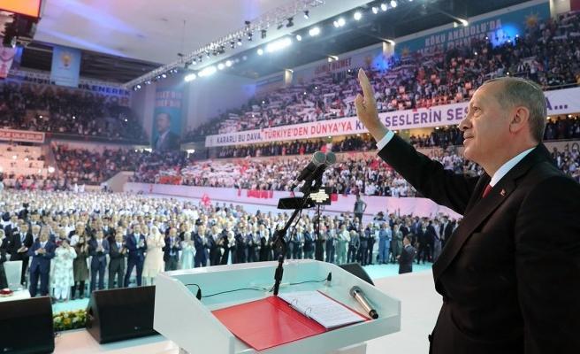 AK Parti'de gözler büyük kongreye çevrildi