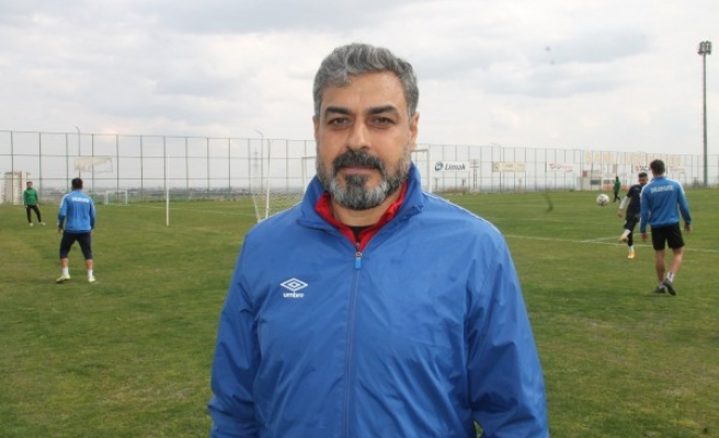 Şanlıurfaspor'a teknik direktör değişikliği yaradı