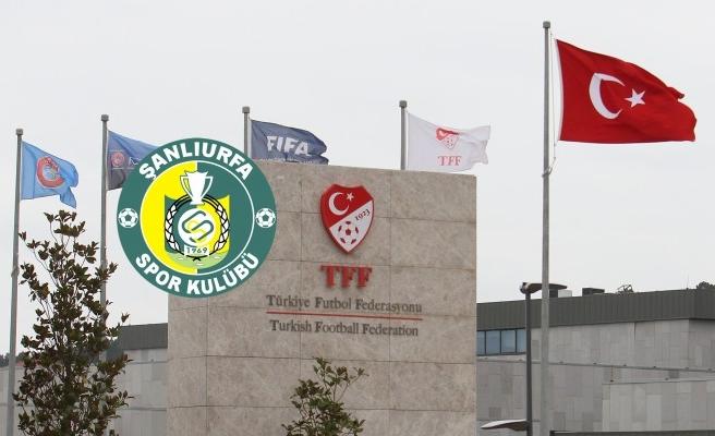 Şanlıurfaspor'a para cezası