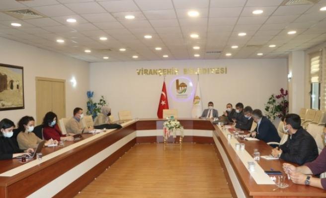 Viranşehir Belediyesi ENHANCER Projesinin sözleşmesini imzaladı