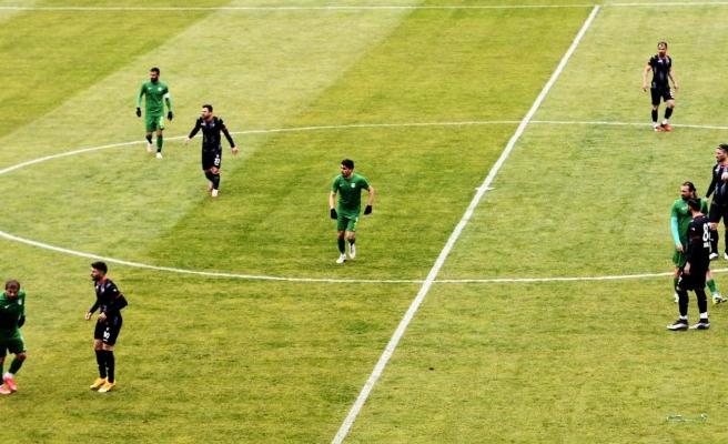 Şanlıurfaspor kritik maçı farklı kazandı