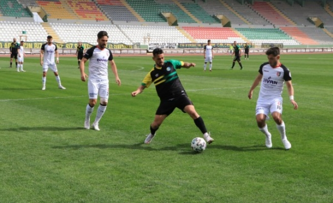 Şanlıurfaspor'un son 8 maçı kaldı