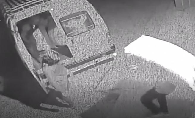 Şanlıurfa'da hırsızlık operasyonu:3 gözaltı