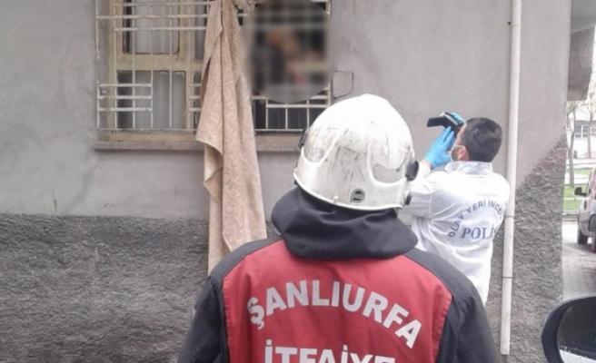 Haliliye'de bir kişi intihar etti
