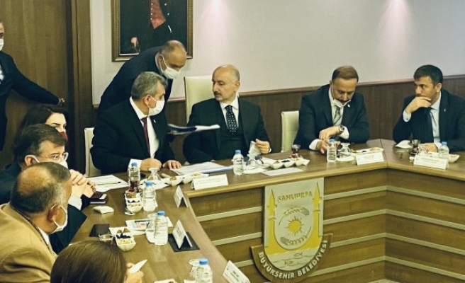 AK Parti, Bakan'dan Urfa için neler talep etti?