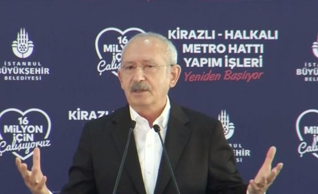Kılıçdaroğlu, Şanlıurfa Şehir Hastanesi hakkında konuştu