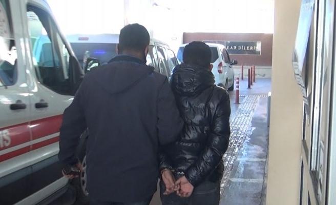 Şanlıurfa'da aranan hırsız yakalandı