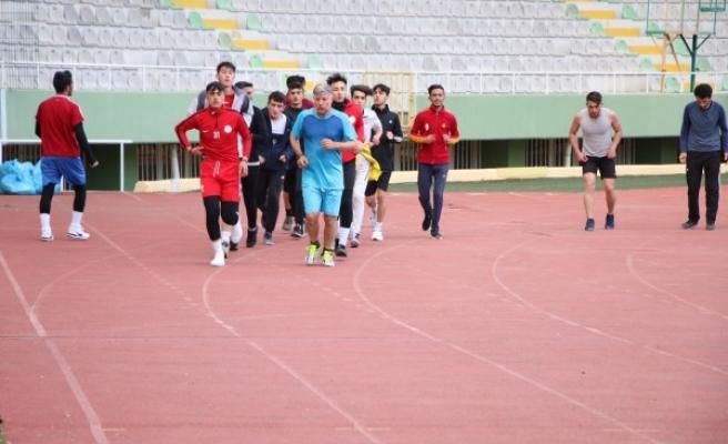 Haliliye Belediyesi spor hazırlık kursu açtı