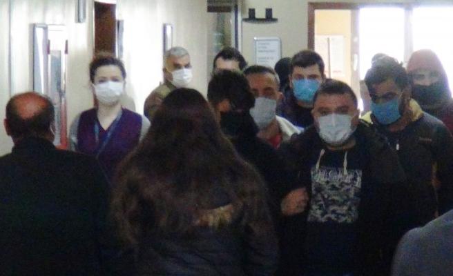 Şanlıurfa'da aranan şüphelilere operasyon: 5 gözaltı