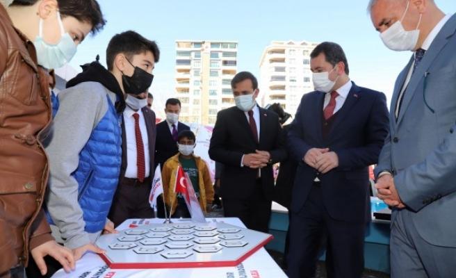 Karaköprü'de Matematik Atölyesi açıldı