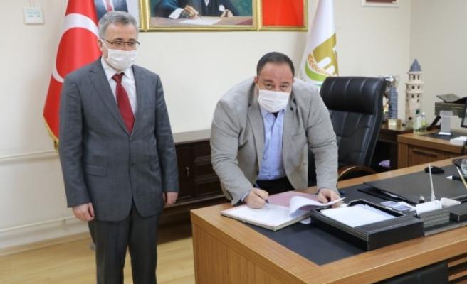 Viranşehir Belediyesi protokol imzaladı