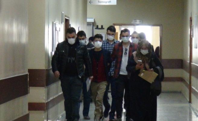 Şanlıurfa'da oto hırsızlarına operasyon: 5 gözaltı