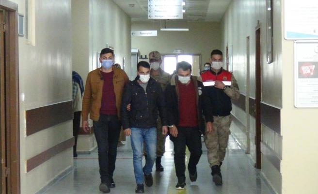 Şanlıurfa'da aranan şüphelilere operasyon: 2 gözaltı