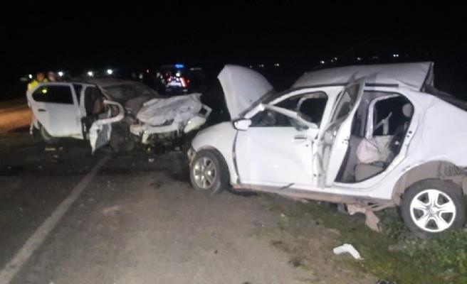 Şanlıurfa'da korkunç kaza! Aileleri hastaneye koştu-EK