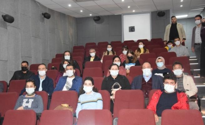 Viranşehir'de öğretmenlere robotik kodlama semineri