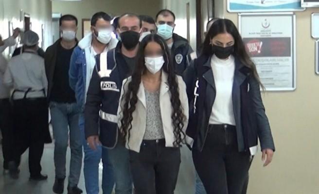 Şanlıurfa'da fuhuş operasyonu:5 gözaltı