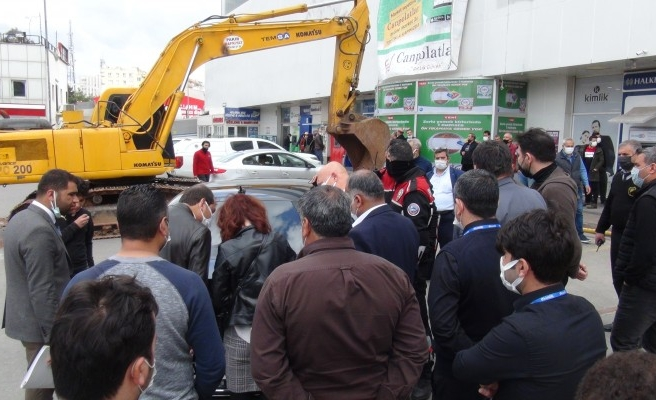 Şanlıurfa'daki krize mahkeme el koydu