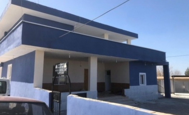 Eyyübiye Belediyesi kırsalda yatırımlarını sürdürüyor