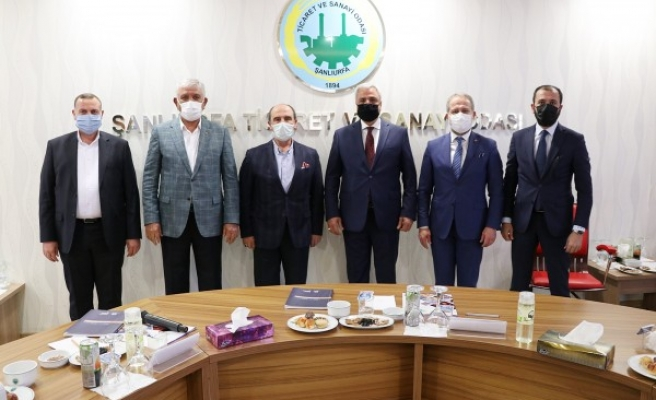 Güç Birliği Platformu Şanlıurfa'da toplandı