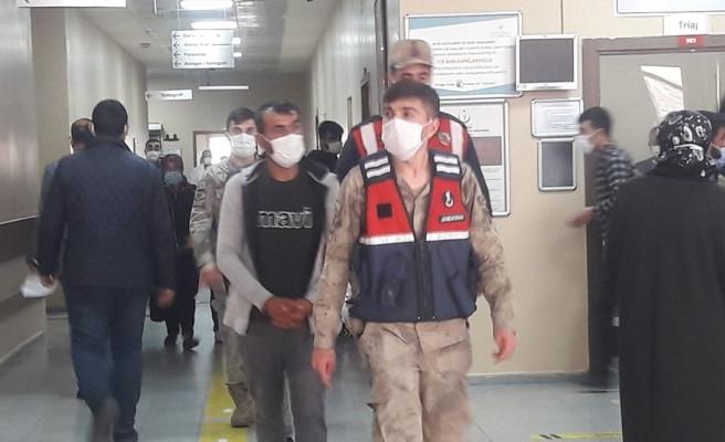 Urfa'da 1 şüpheli yakalandı