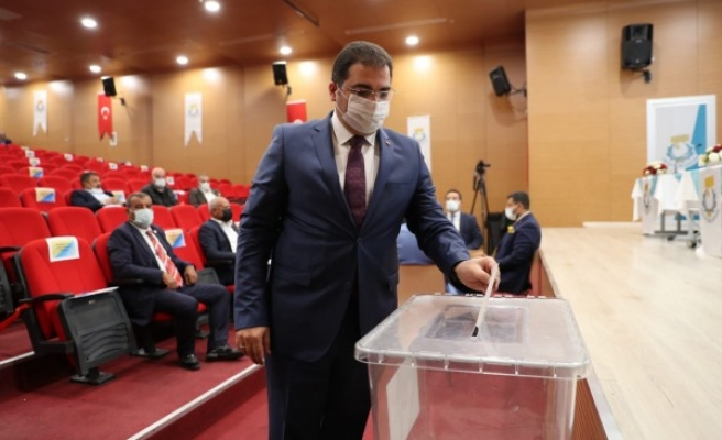 Haliliye meclisi başkan vekili belli oldu