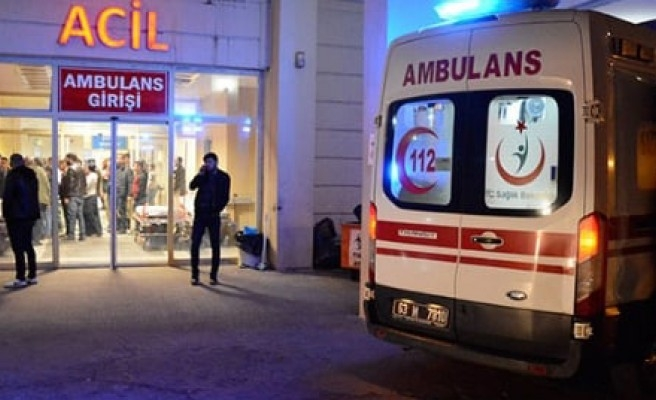 Siverek'te silahlı kavga:1 yaralı