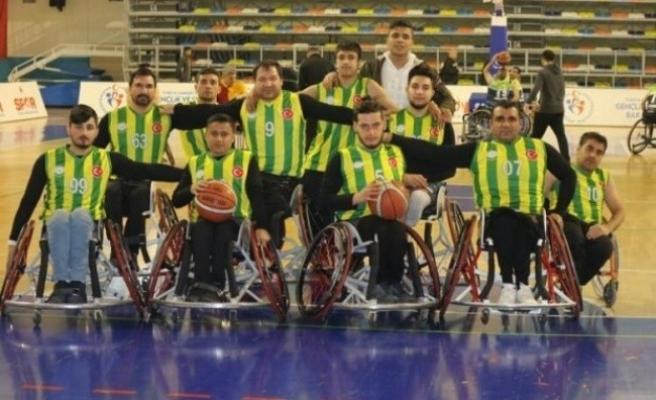 Şanlıurfa Bedensel Engelliler Spor Kulübü hedefini belirledi