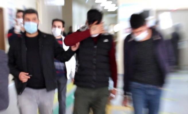 Şanlıurfa'da torbacı operasyonu:4 gözaltı