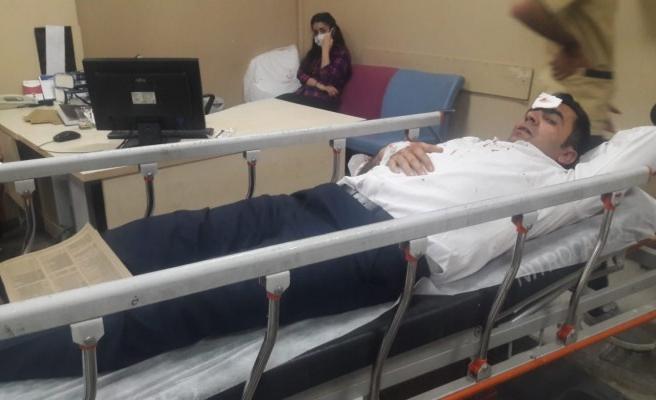 Şanlıurfa İŞKUR'da darp: 2 memur yaralı