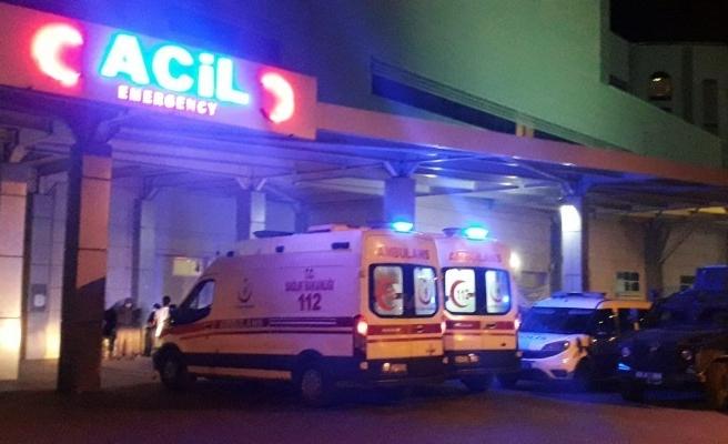 Siverek'te borç kavgası: 2 yaralı