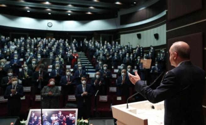 İl Başkanı iletti! Cumhurbaşkanı'ndan Urfa için talimat