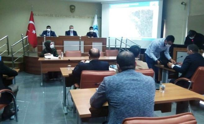Eyyübiye Meclisinde iki komisyon kurulacak