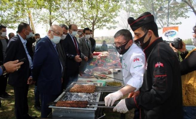 Birecik'te Gastronomi Festivali ilgi gördü