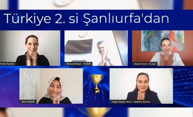 Harran Üniversitesi öğrencilerinin projesi ödül aldı!