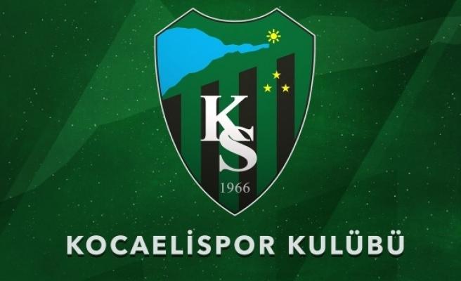 Kocaelispor iddialara cevap verdi