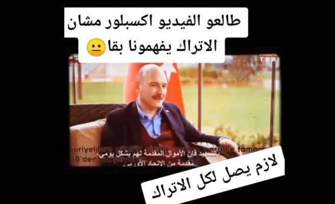 Suriyeliler en çok bu videoyu paylaşıyor