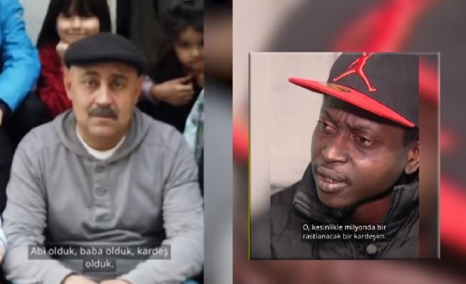 Urfalı Mehmet İstanbul'da göçmenlerin kahramanı oldu