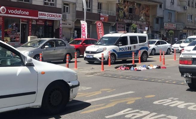 Şanlıurfa'da şüpheli valiz fünye ile patlatıldı