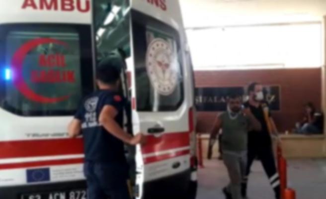 Eyyübiye'de silahlı kavga: 1'i ağır 4 yaralı