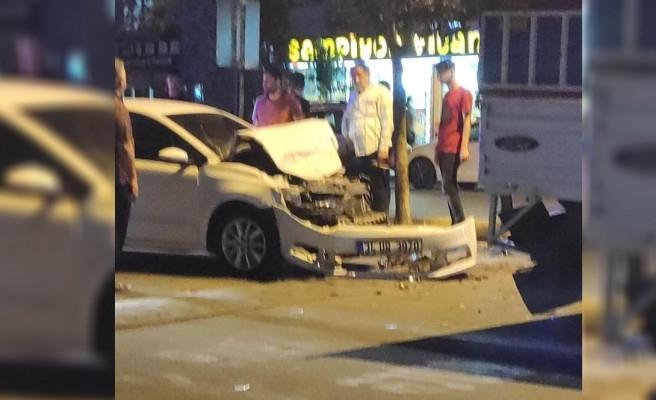 Şanlıurfa'da kaza üstüne kaza! Yaralılar var