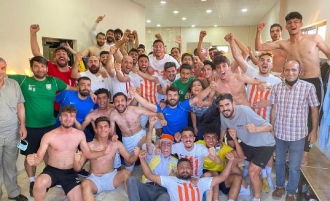 Şanlıurfa Büyükşehir Belediyespor 3. Lig yolunda