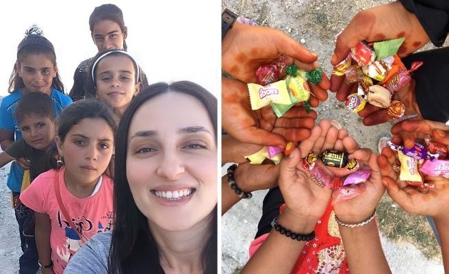 Aksaray'da Urfalı çocuklara adanmış bir hayat!
