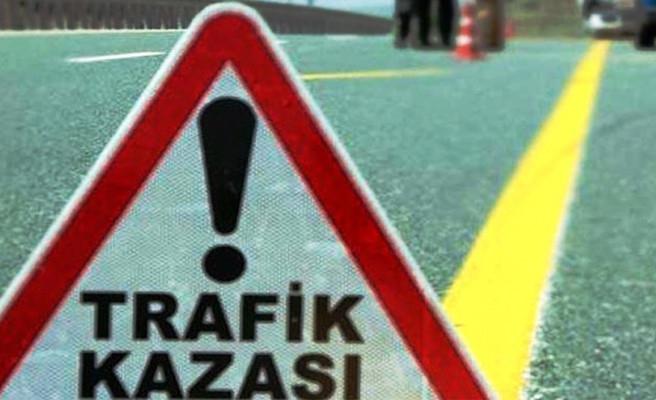 Şanlıurfalı tarım işçileri kaza yaptı: 1 ölü, 14 yaralı
