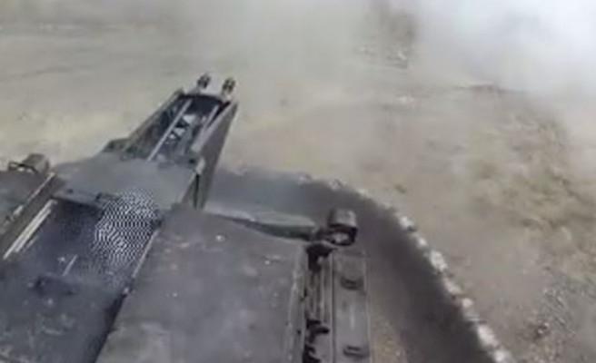 Şanlıurfa sınırında havan saldırısı