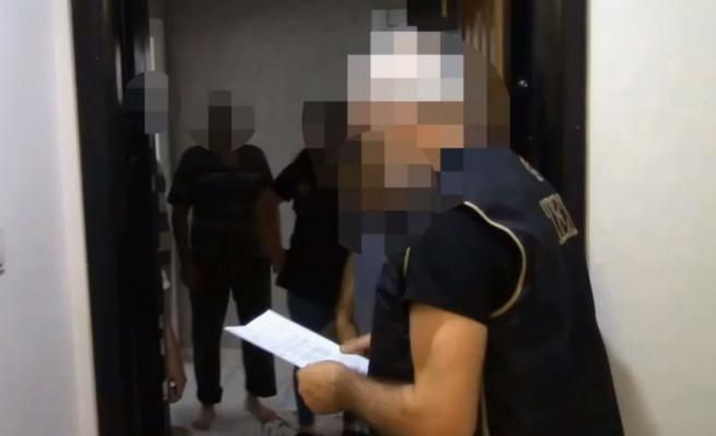 Urfa'da FETÖ/PDY operasyonu: 8 gözaltı