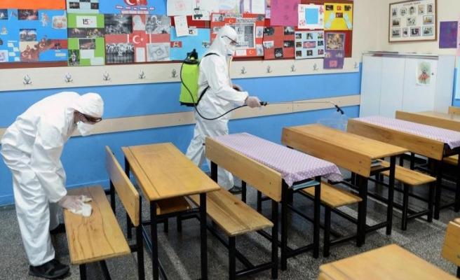 Urfa'da okullar alarm veriyor